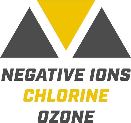 chlorine fog blaster logo